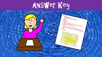 Mollusks Lesson with Power Point Presentation, Worksheet, and Word Search