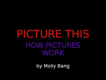 Molly Bang's Picture This (with optional assignment)