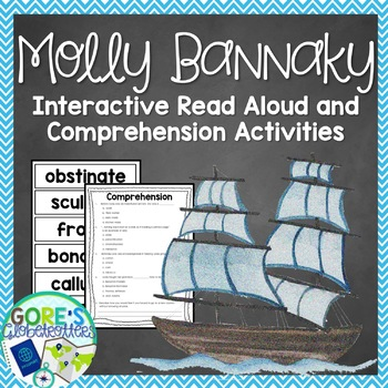 Molly Bannaky Worksheets