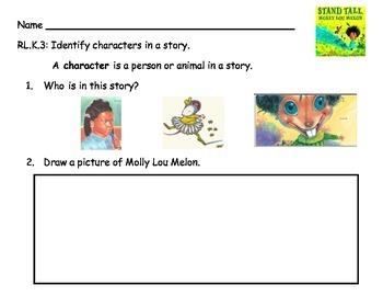 Molly Lou Melon Close Read