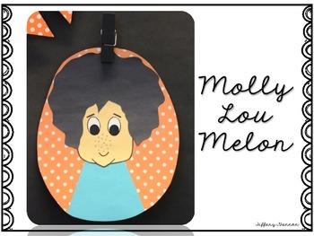 Molly Lou Melon Craftivity