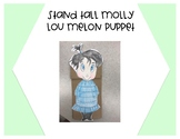 Molly Lou Melon Puppet