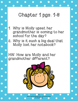 Molly McGinty has a Really Good Day Discussion Questions