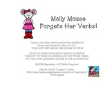 Molly Mouse Forgets Her Verbs!