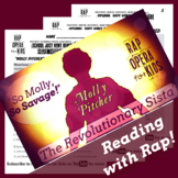 Molly Pitcher Sequence of Events Reading Passage and Works