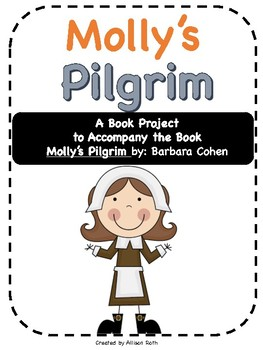 Molly's Pilgrim- A Thanksgiving Book Project