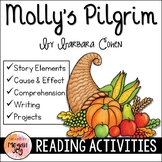 Molly's Pilgrim Activities & Projects
