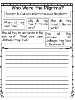 Molly's Pilgrim - Book Study Packet