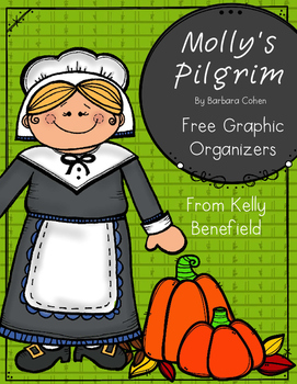 Molly's Pilgrim Graphic Organizers