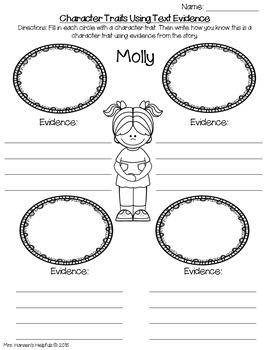 Molly's Pilgrim Literature Unit