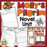 Molly's Pilgrim Mini-Unit: Molly's Pilgrim Thanksgiving Novel Study