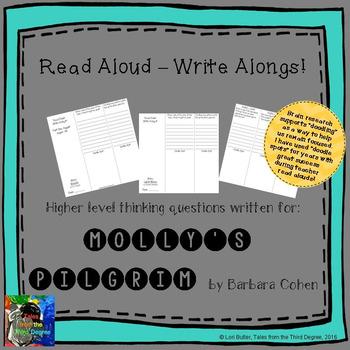 Molly's Pilgrim Read Aloud Write Along