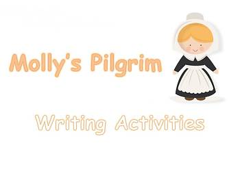 Molly's Pilgrim Writing Activities