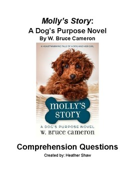 Molly's Story: A Dog Purpose Novel