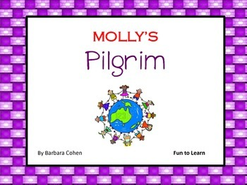 Molly's Pilgrim - 30 pgs. of Common Core Activities