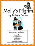 Molly's Pilgrim Book Study: Vocabulary, Comprehension, Sequencing and More!
