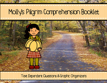Molly's Pilgrim Comprehension Mini Book