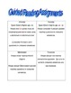 Molly's Pilgrim - Guided Reading Assignment