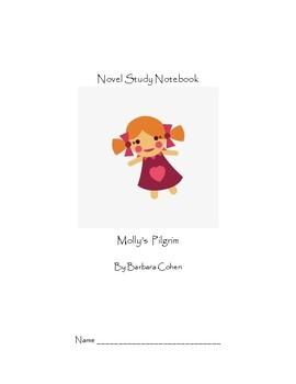 Molly's Pilgrim Literature Group Notebook