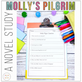 Molly's Pilgrim Reading Comprehension