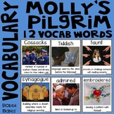 Molly's Pilgrim Vocabulary Posters