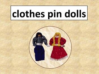Molly's Pilgrim Vocabulary Slide Show