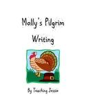 Molly's Pilgrim Writing in PDF