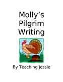 Molly's Pilgrim Writing in Word