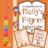 Molly's Pilgrim by Barbara Cohen Book Unit