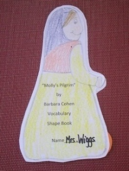 """Molly's Pilgrim"" by Barbara Cohen Literature Study"