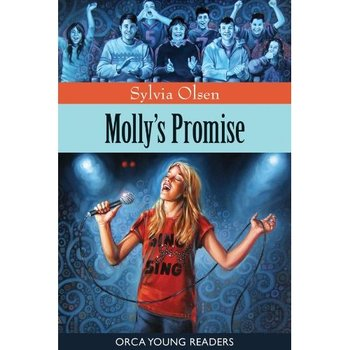 """""""Molly's Promise"""" by Silvia Olsen Chapter Questions 1-5"""