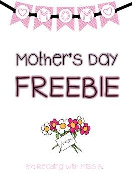 Mom Banner FREEBIE
