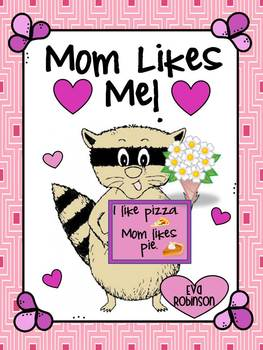 Mother's Day FREEBIE! Mom Likes Me- A Mother's Day Letter and craft!