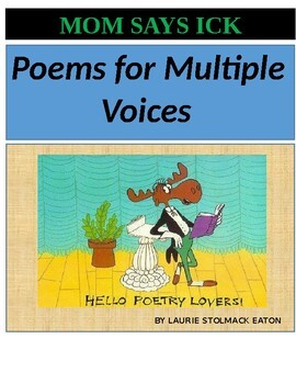 Poetry: Poems for Multiple Voices
