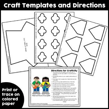 Community Helper Craft {Mom and Dad}