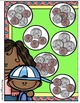 Mom and Me Counting Coins File Folder Games