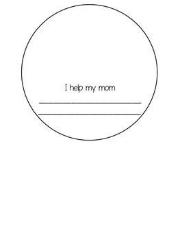 Mom is #1 {craft & writing!}