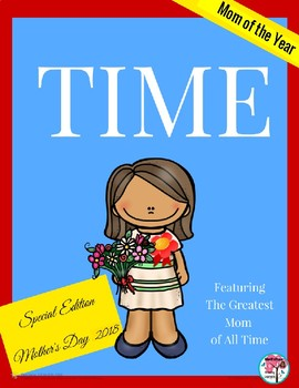 Mom of the Year Time Magazine