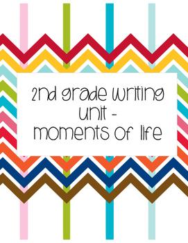 Moments of Life Writing Unit