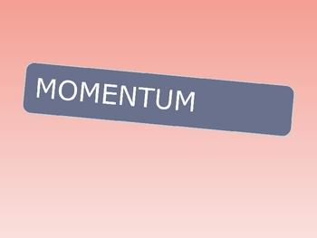 Momentum Problems (6)