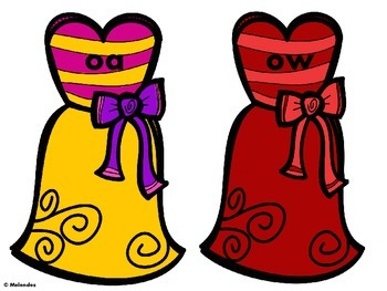 Mommy loves Dresses: Long Vowel O