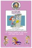 Moms Cartoon Clipart Vol. 4 for all grades