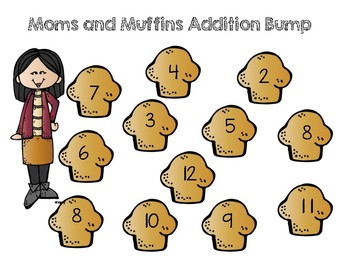 Moms and Muffins Addition Bump