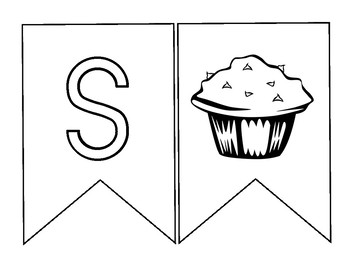 Muffins with Mom Banner