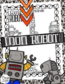 Mon Robot - French Poster