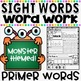 Mon-STAR Sight Words Supreme NO PREP Printables
