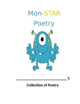 Mon-Star Poetry Cover