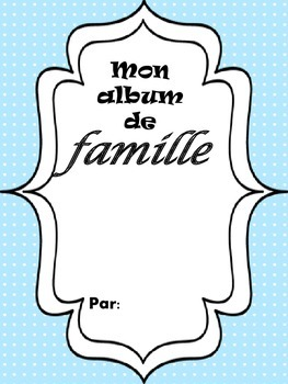Mon album de famille