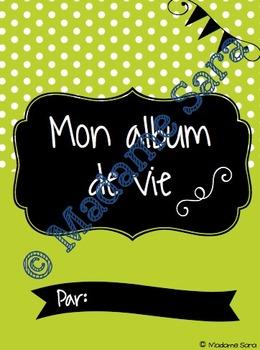 Mon album de vie