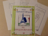 Mon alphabet bilingue  /  My bilingual alphabet